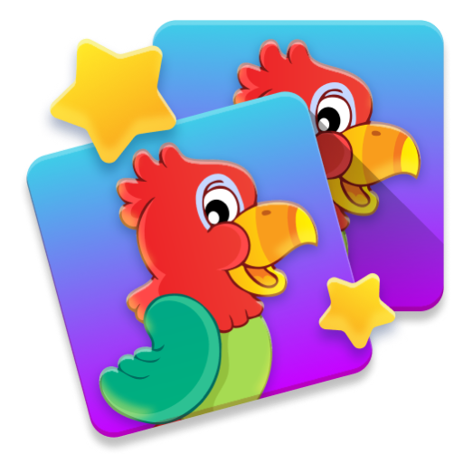 Animal Memory Game for kids - Addictive and inspiring mind improving and learning adventure game for babies, boys, girls and preschool toddlers under ages 2, 3, 4, 5 years old - Free (Free Memory Games)