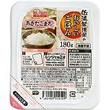アイリスオーヤマ 低温製法米のおいしいごはん 秋田県産あきたこまち 180g×24個