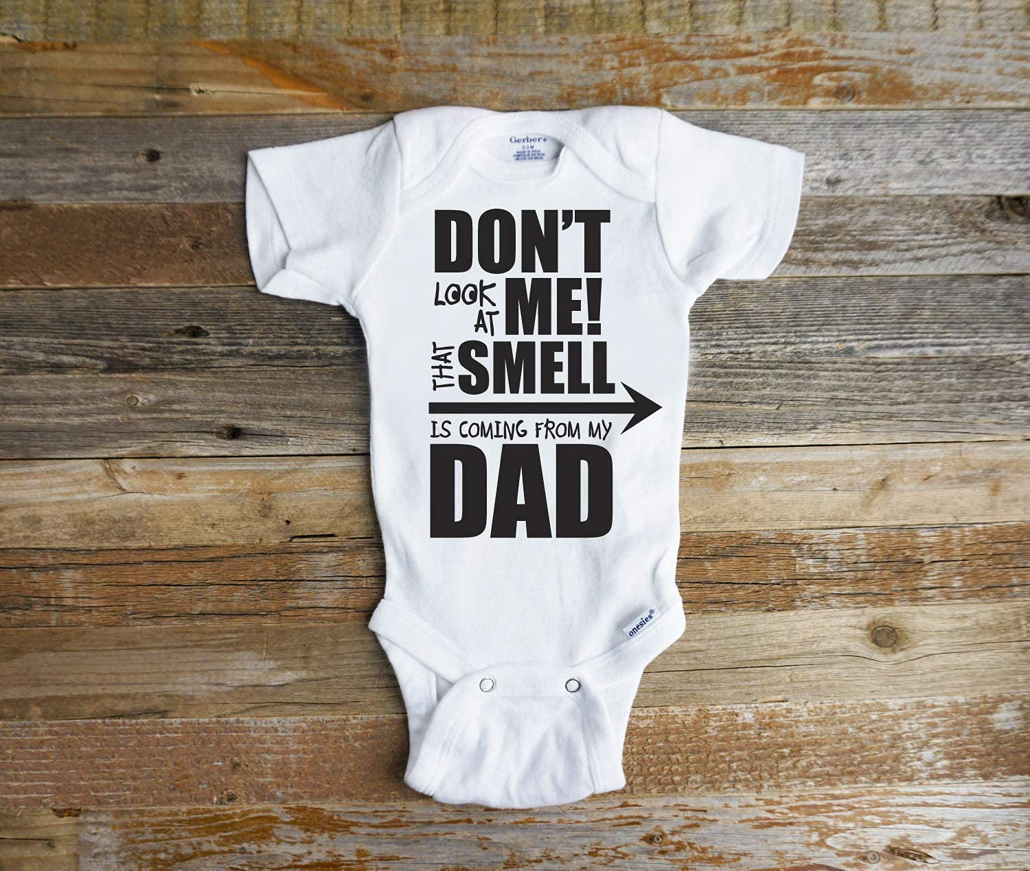 Don/'t Look At Me Smell Is Dad  Funny Boys Girls T-Shirt Birthday Gift Age 1-13