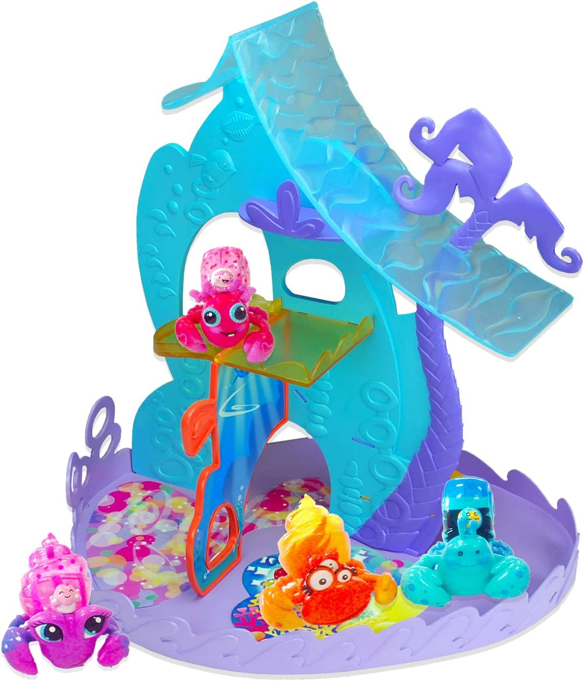 Character Options - Xia Xia Crabs Copacabana Playset: Amazon.es: Juguetes y juegos