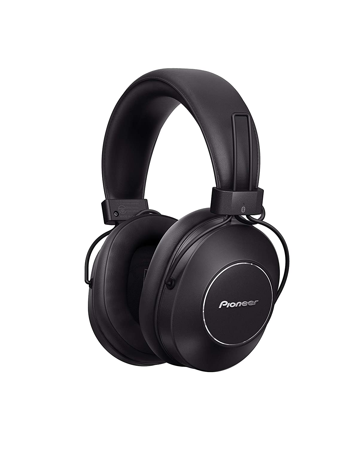 Pioneer Wireless Active Noise-Cancelling Headphones, SE-MS9BN-B