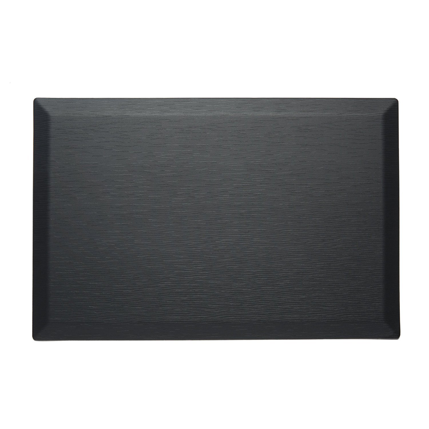 CumulusPRO Commercial Couture Strata Slate Grey Anti-Fatigue Comfort Mat, Office Mat, Stand Up Desk Mat, Kitchen Mat 24 in. x 36 in. x 3/4 in. Imprint® Comfort Mats FBA_9103