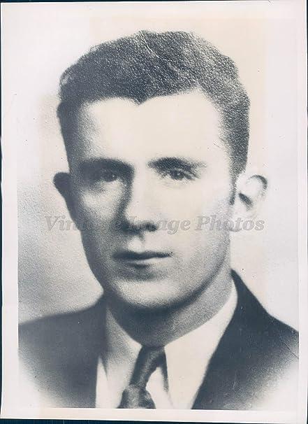 Amazon com: 1939 Photo Murder Victim Enoch Wrather Jr Poison
