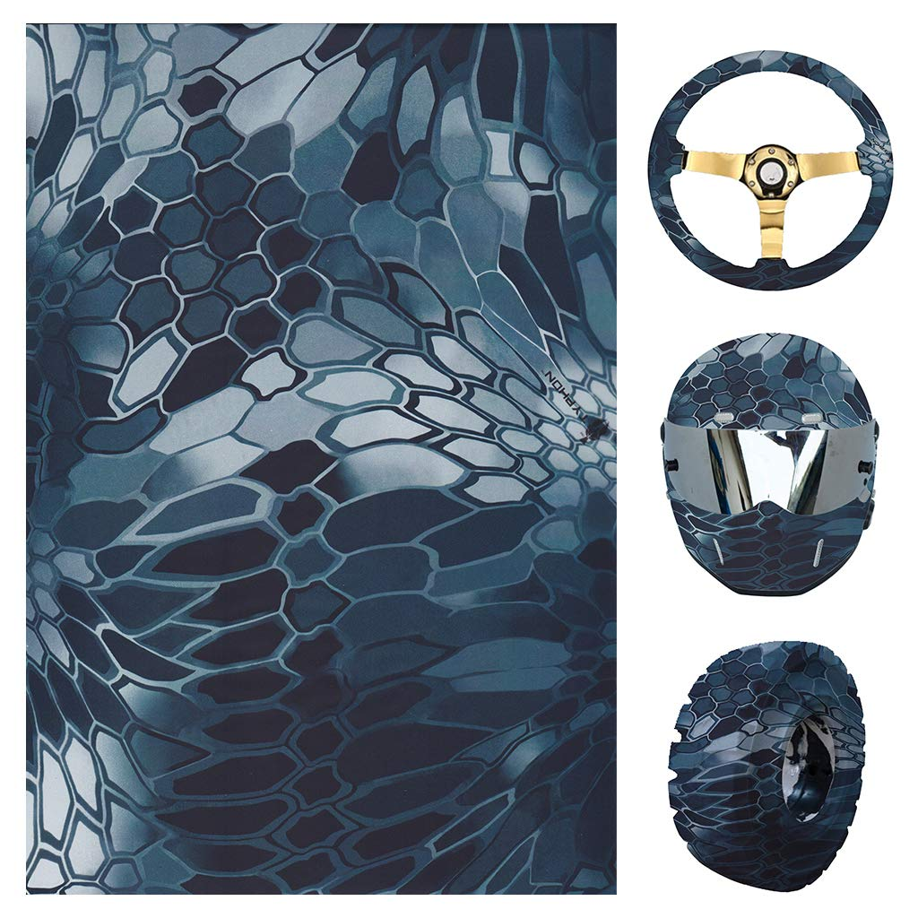 RT-YUTUYU/'s YS079 Water Transfer Hydrographic Film Hydro Dipping Hydro Dip Film for Decor Home Film Kitchen Decoration
