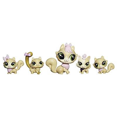 Littlest Pet Shop Surprise Families Mini Pet Pack (Kitties) Doll: Toys & Games