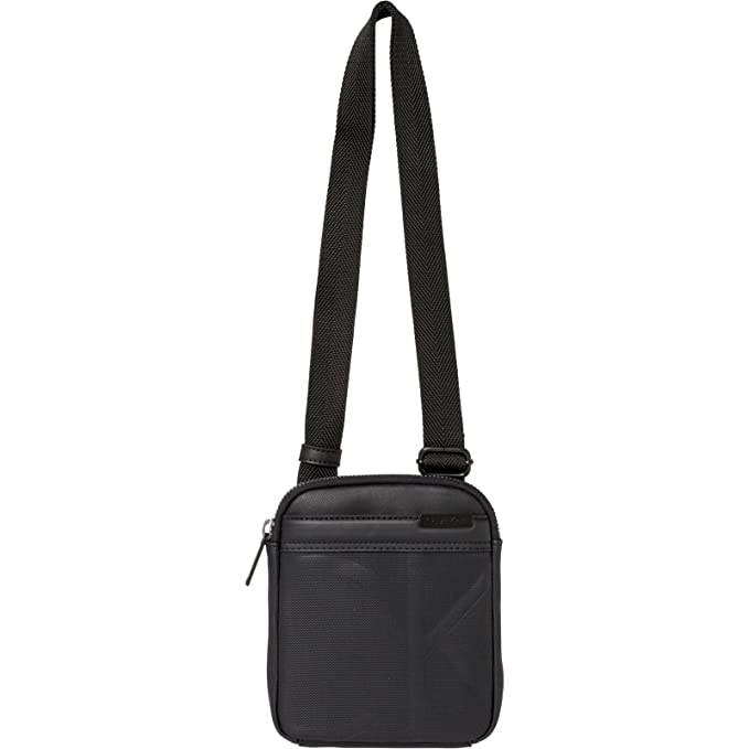 d3026e1bb5 Calvin Klein Gregory Mini Uomo Cross Body Bag Nero