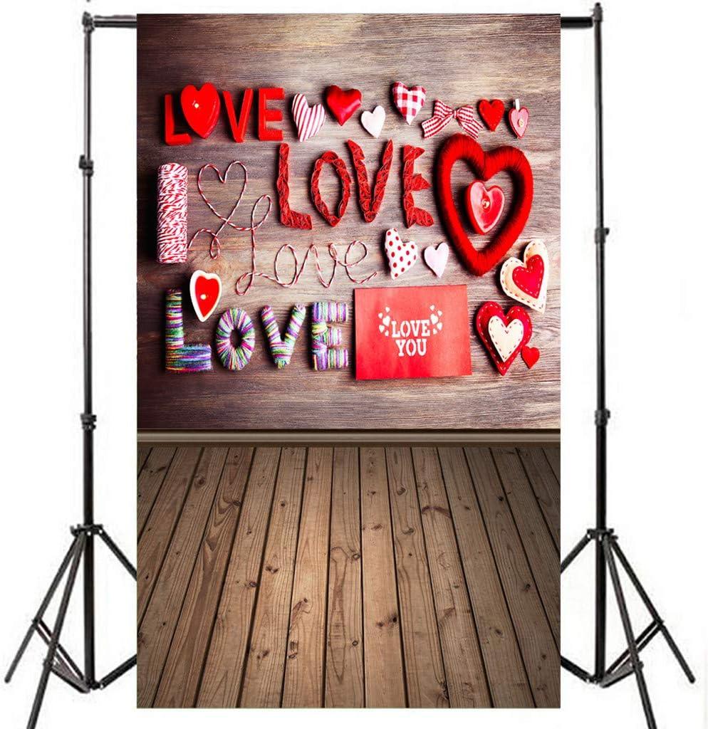 Coeur Autocollant Autocollant Vinyle-Love voiture camion fenêtre St-Valentin Decor Art Mignon