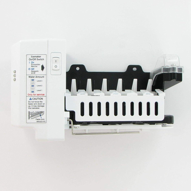 LG AEQ36756912 Refrigerator Ice Maker Assembly (Renewed)
