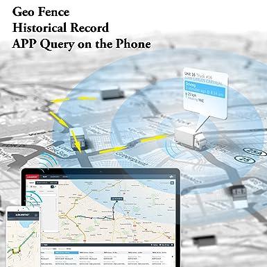 Amazon.com: ablegrid gt021 rastreador de GPS para vehículos ...