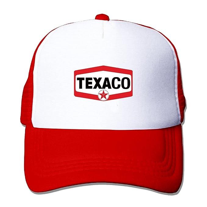 c9dc919d03a Unisex TEXACO OIL RACING VINTAGE LUBRICANT snap-back flat brim hat Black   Amazon.ca  Clothing   Accessories