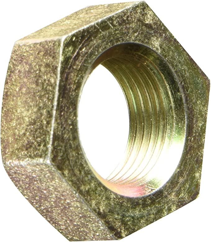 Dorman 615-217 M19-1.50 Hex Star Pattern Spindle Nut Pack of 2
