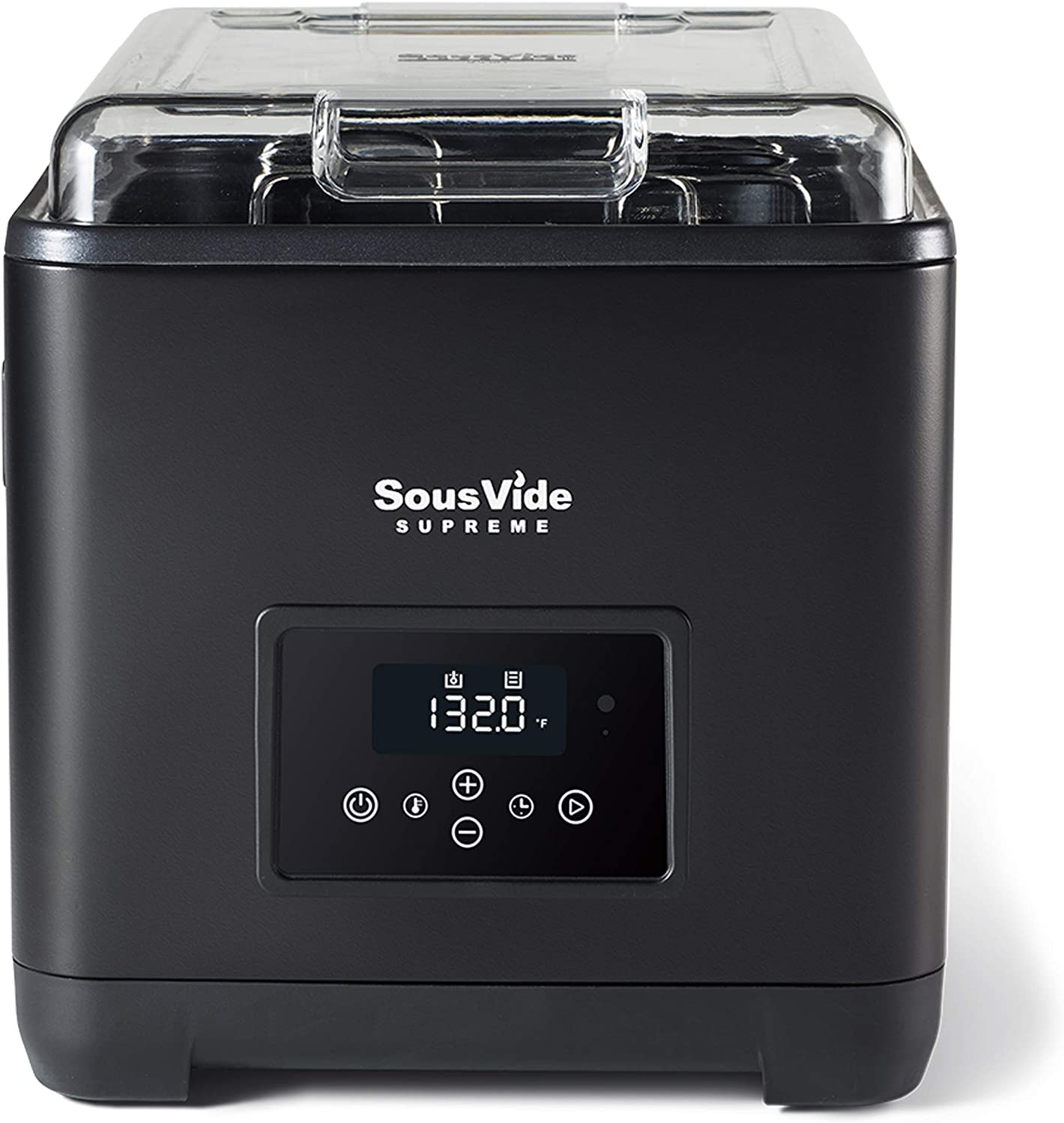 SousVide Supreme Touch 9 Liter   Sous Vide Water Oven   Accurate and Stable Temperature   Touch Control Water Bath Cooker   Quiet Operation