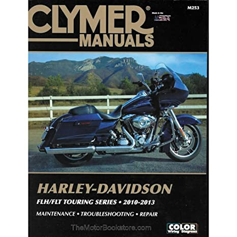 amazon com clymer touring repair manual m253 automotive rh amazon com 2007 road king owners manual pdf 2007 road king owners manual pdf