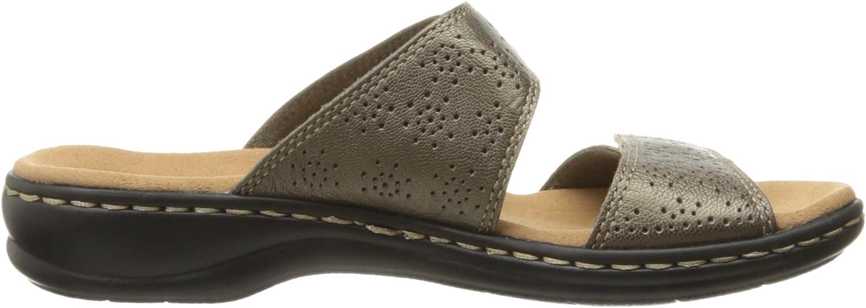 Clarks Womens Leisa Lacole Slide Sandal
