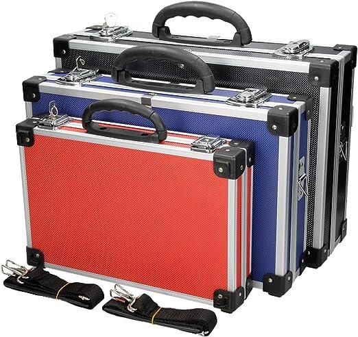 ECD Germany Set de 3 Maletines de Transporte para Herramientas en ...