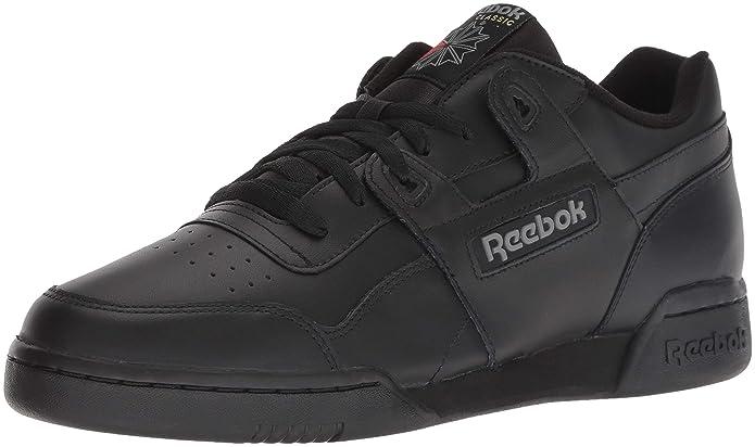 Reebok Workout Plus Mens Shoes Charcoal Black 2760