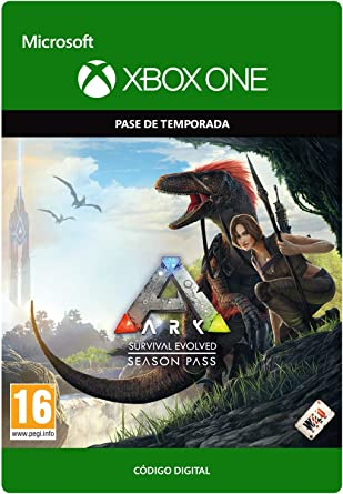 ARK: Survival Evolved Season Pass | Xbox One - Código de descarga ...