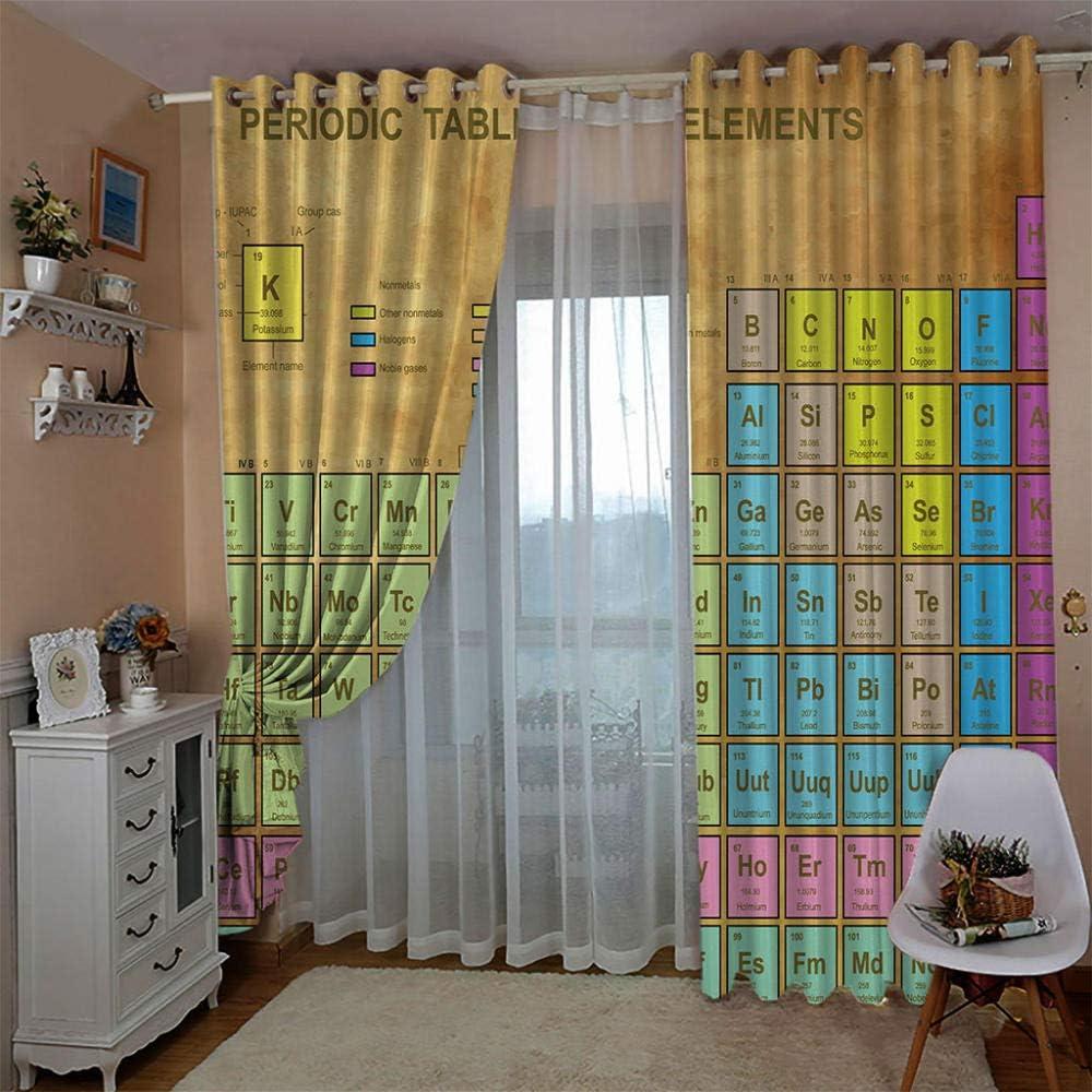LQYRP Vorh/änge 2er Set Gardinen Lochvorh/änge,Modern Blickdicht Mit Stiller Ring Polyester Fensterschal Verdunklungsvorh/änge f/ür Schlafzimmer Wohnzimmer Kinderzimmer H//B 166//150 cm,Pinguin Muster