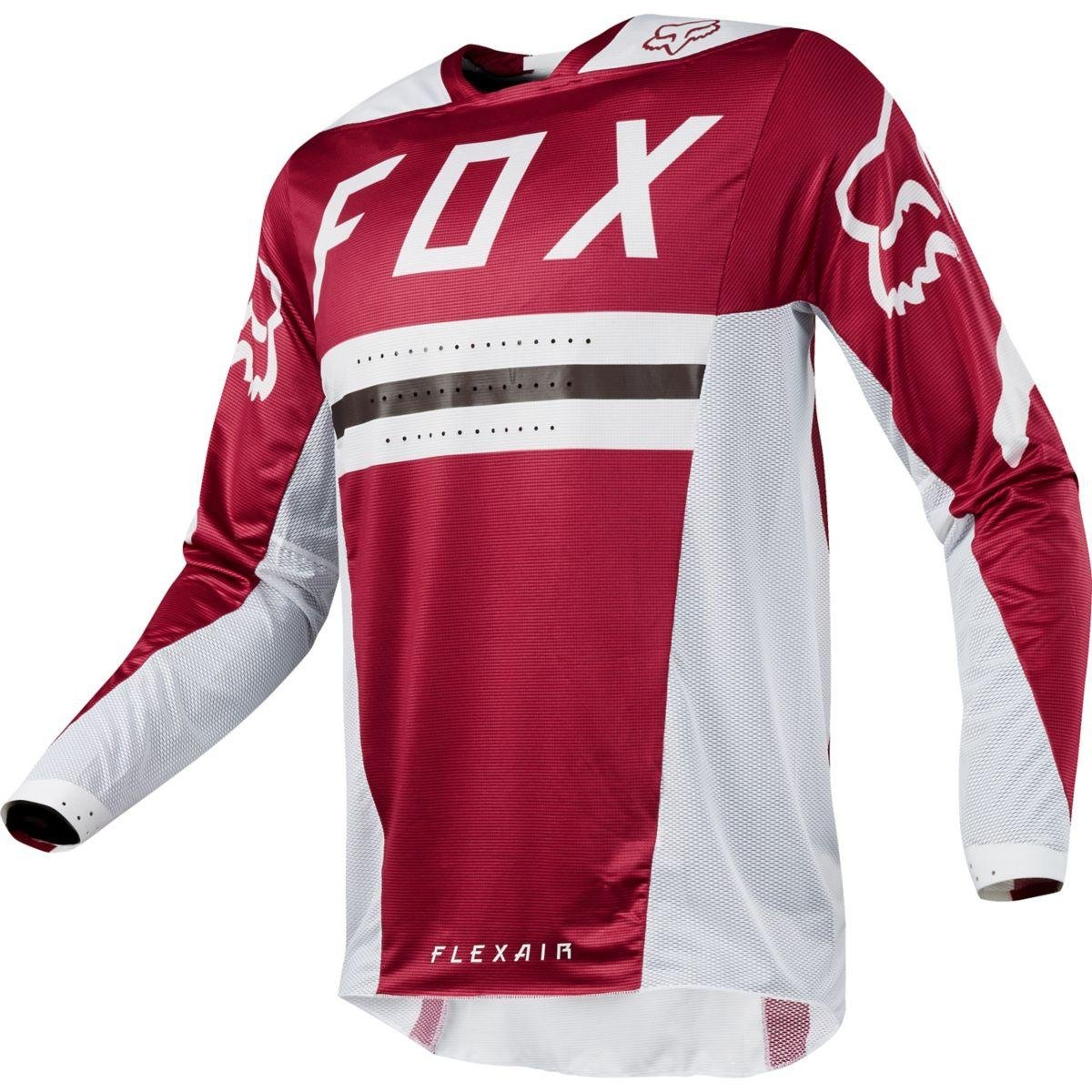 Fox Racing 2018 Flexair Preest Jersey-Dark Yellow-M 19414-547-M