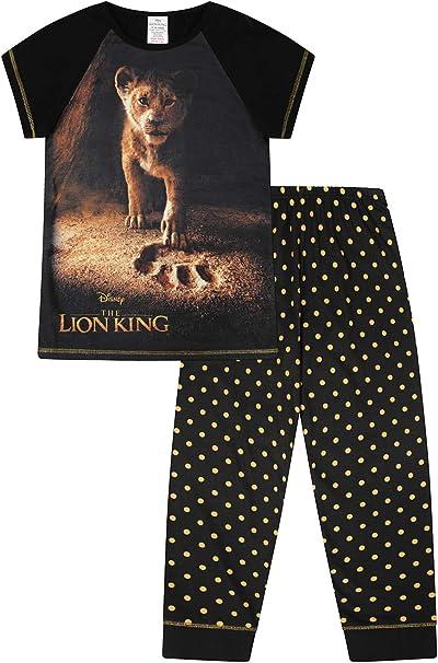 Disney Lion King Girls Pyjamas
