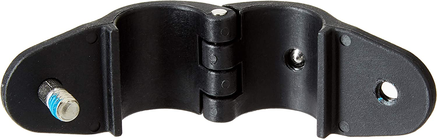"""Black Sea-Dog 273162-1 Hinged Jaw Slide Fitting with Bolt 7//8/"""""""