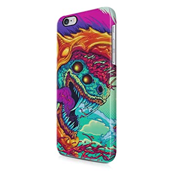 Hyper Beast Csgo Hard Plastic Snap-On Case Skin Cover For iPhone 6 / iPhone 6s: Amazon.es: Electrónica