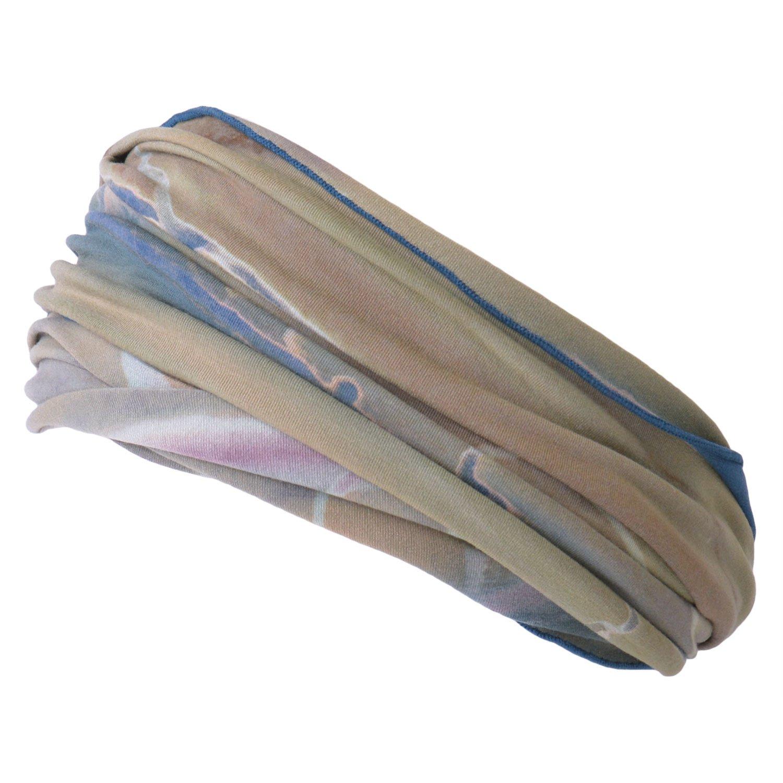 Casualbox Men Elastic headband Hand Dyed Japanese Bandana 4589777960862