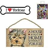 Amazon.com : Yorkshire Terrier $Million Dollar$ Novelty
