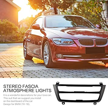Amazon Com Atmosphere Lights Built On Car Stereo Fascia For Bmw 3