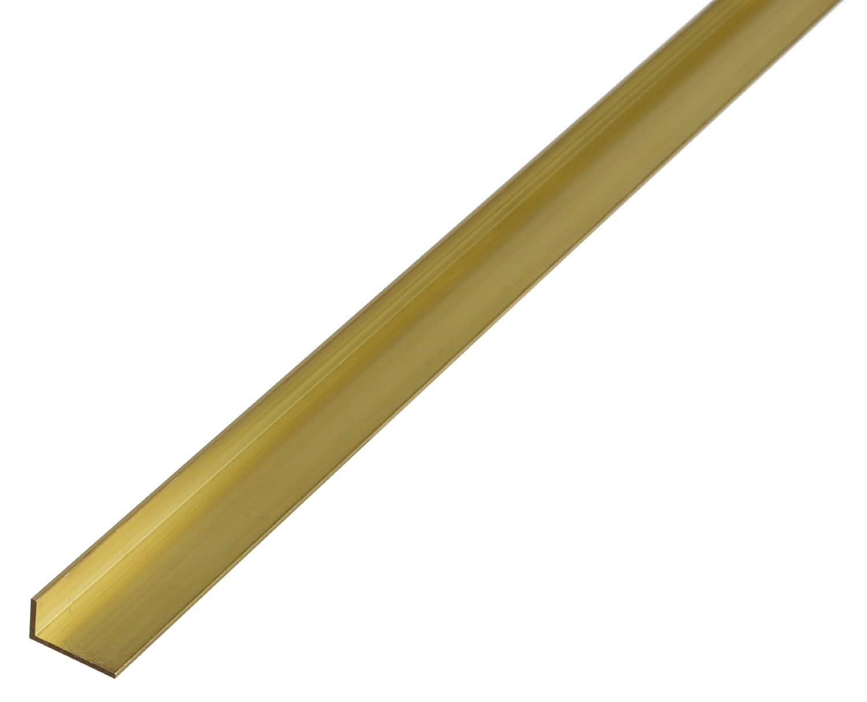 1000 x 6 x 6 mm laiton Corni/ère