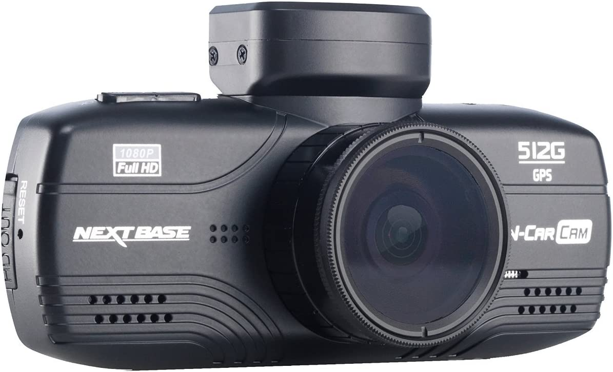 Nextbase in Car Dash Cam Camera DVR Dashboard Digital Driving Video Recorder 512G Anti-Glare Polarising Full 1080P HD