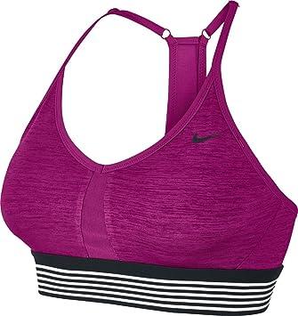 Nike Indy Cooling - Sujetador Deportivo, Color Blanco, 65: Amazon.es: Deportes y aire libre