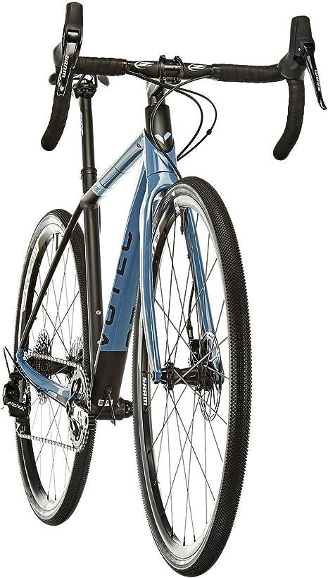 VOTEC VRX Comp - Bicicletas Gravel- Negro/Azul petróleo Tamaño del ...