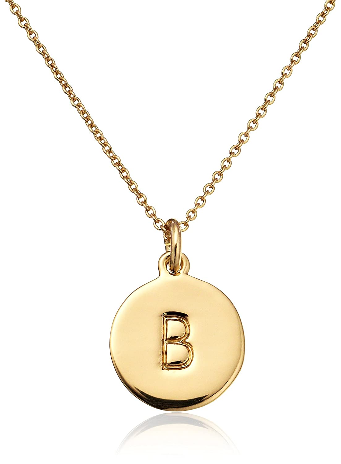 initital jewelry fashion gold and charm letter pendant chain capital color alphabet mens women products necklace silver filled trendsmax