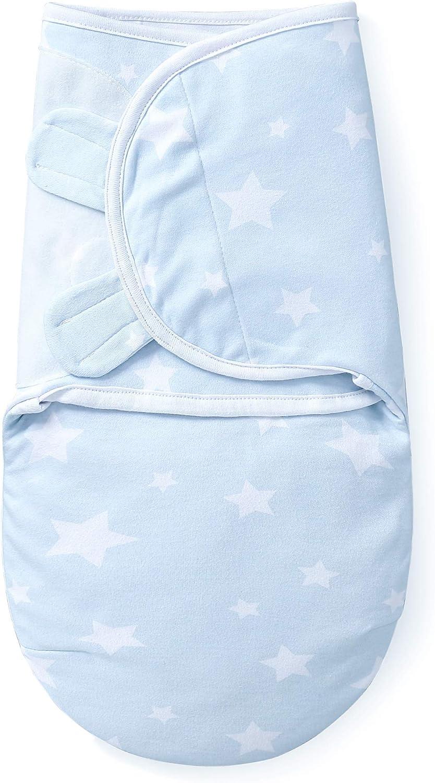 MioRico Manta Envolvente para Bebé Invierno Baby Swaddle Blanket Manta Bebe 100% Algodon Organico de 2 Capas Recien Nacido Pijama Manta Bebes Saco de Dormir para Bebés Regalo Recien Nacidos 0-3 Meses