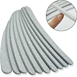 Nail File 10 Pieces Double Sided Emery Board Professional Nail Tools