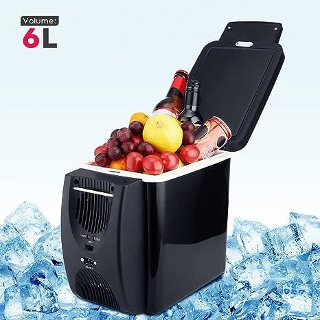Xljh Mini 6L Calentador del automóvil Calentador del refrigerador ...