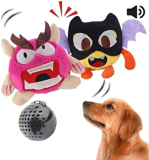 Juguete para perro Juguete interactivo para perro de peluche ...
