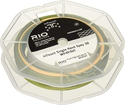Rio Products Intouch Single Handed Spey Line Amazon Ca Sports Outdoors