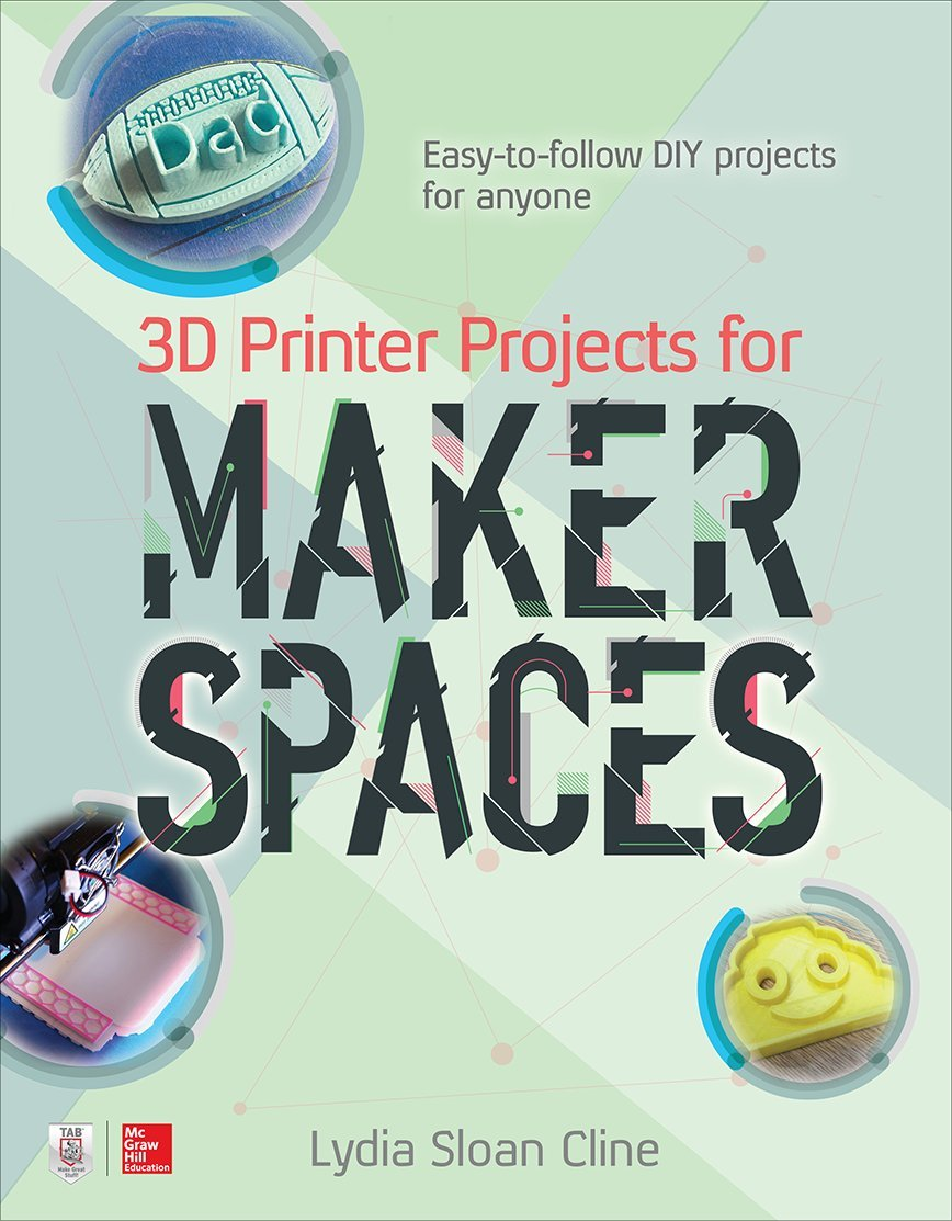 Printer Projects Makerspaces Lydia Sloan product image