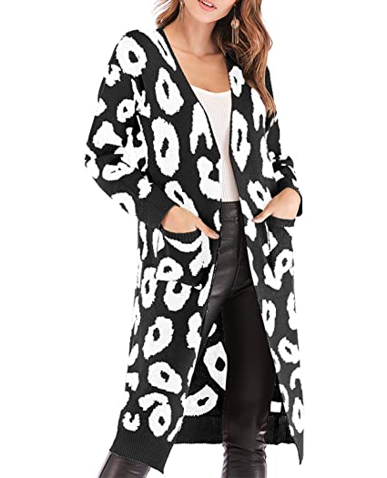 768e13a47cb Blugibedramsh Womens Open Front Sweaters
