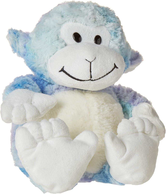 Fantasy Rainbow Monkey Hottie Plush Microwaveable Toy