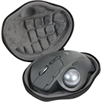 Co2CREA - Funda rígida de viaje para Logitech MX Ergo Mouse de trackball inalámbrico avanzado, Case for Mouse