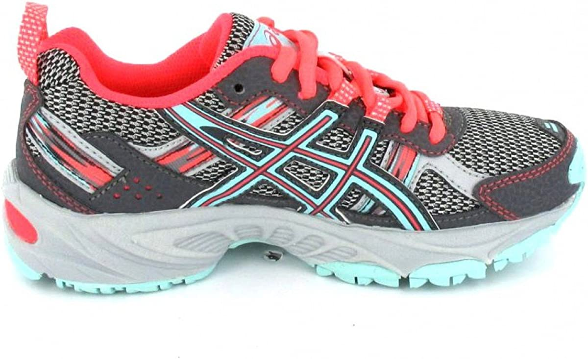 Asics Gel-Venture 5 GS Junior Zapatillas para Correr: Asics: Amazon.es: Zapatos y complementos