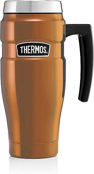 Thermos Stainless King Tasse Voyage MATT BLACK 470 ml