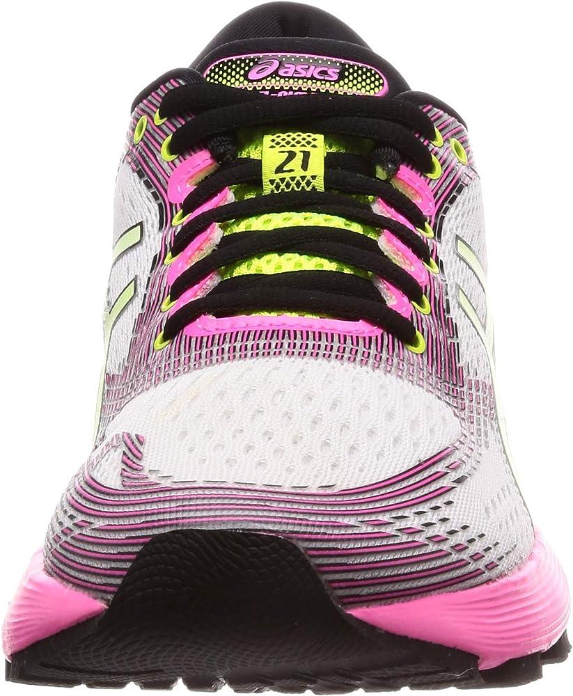 Asics Gel-Nimbus 21 SP, Zapatillas de Running para Mujer, Cream ...