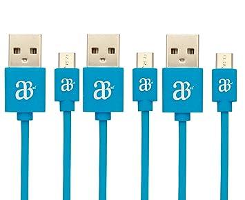 Super cargador rápido cargador de carga micro USB 1 meter cable de ...