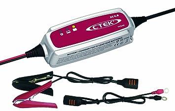 CTEK 56-729 Cargador de baterías XC 0.8