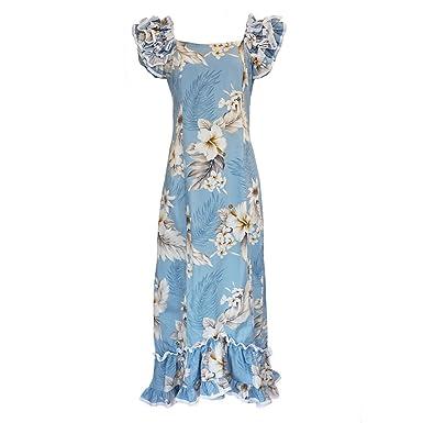 4454ae7b30d Amazon.com  Muumuu Hawaiian Dresses The Luau  Clothing