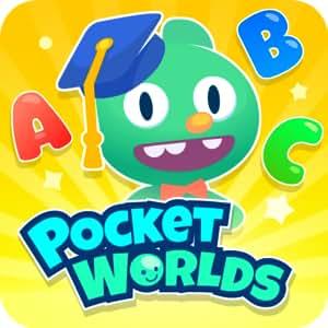 Pocket Worlds - Educational Games for Kids